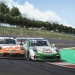 Porsche Mobil 1 Supercup Virtual Edition, carreras 1 + 2, Barcelona (España)