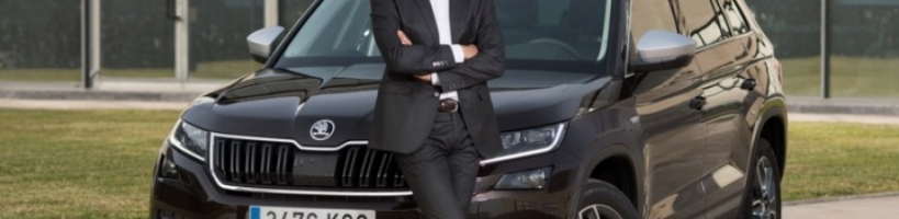 Miguel Piwko nuevo Director de Marketing de SKODA