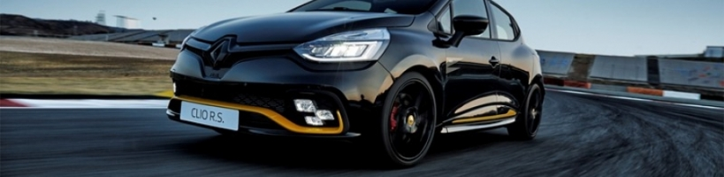 SERIE LIMITADA CLIO R.S. 2018:  EL ESPÍRITU DE LA FÓRMULA 1, EN LA CALLE