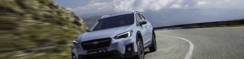 Los nuevos Subaru XV e Impreza, obtienen el premio de Euro NCAP por ser los más seguros de la categoría pequeño vehículo familiar.