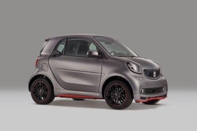 smart EQ Ushuaïa Limited Edition 2019