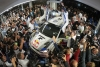 Ogier/Ingrassia win the World Rally Championship* in a Volkswagen Polo R WRC