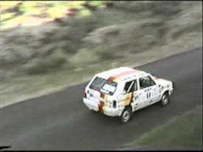 Rally Villa de Madrid 1986