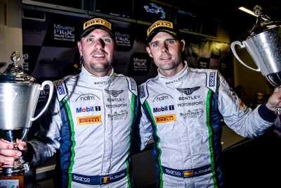 BENTLEY WINS DEBUT SPRINT SERIES QUALIFYING RACE