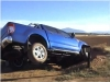 Prueba 4x4 del Ford Ranger