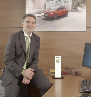 ALBERT GARCÍA, NOMBRADO DIRECTOR DE MARKETING DE ŠKODA