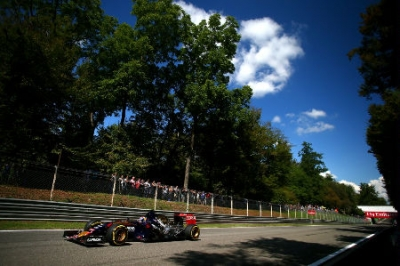 2015 ITALIAN GRAND PRIX – SATURDAY