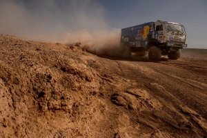 Stage Eleven delivers a sandy session at Dakar‏