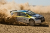 South African Rally Championship First podium for Lategan/White in Gauteng