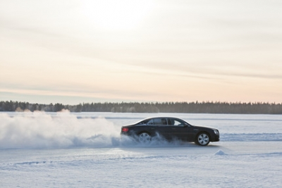 2015: THE MOST POWERFUL YEAR YET FOR BENTLEY'S POWER ON ICE