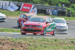 Volkswagen Polo-Cup India