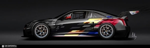 Ready to Race – Cadillac Introduces All-New ATS-V.R