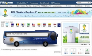 "Hyundai Motor Comienza el Programa ""Be There With Hyundai""  de la FIFA World Cup"