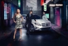 MERCEDES-BENZ DRIVES LONDON FASHION WEEK FOR 10TH SEASON