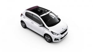 Los descapotables de Peugeot: del Eclipse al 108 TOP!