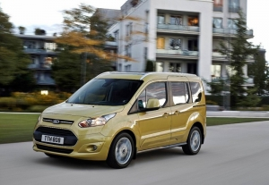 Ford mejora la eficiencia de combustible y las tecnologías de Tourneo Connect y Grand Tourneo Connect