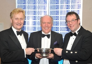 CONCOURS OF ELEGANCE PRESENTS JAGUAR WITH PRESTIGIOUS AWARD AT SCOTTISH CAR OF THE YEAR