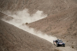Chabot and Pillot's Buggy does the business on Stage Twelve